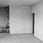 Colocación de piso en estar/comedor