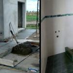 Baño, carpetas